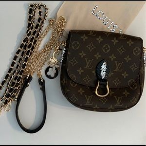 💓💎💎💎Authentic Louis Vuitton St. Cloud pm💎💎💕
